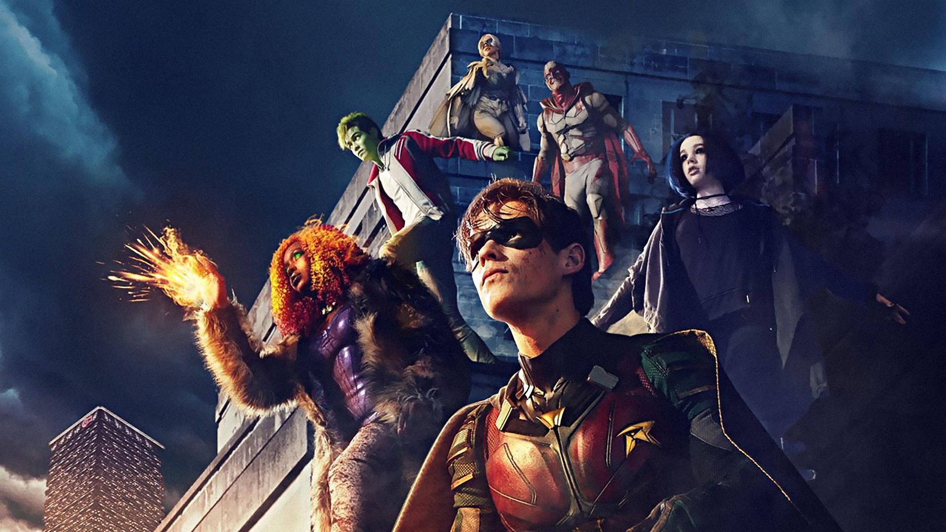 Review Titans Season 2 Episode 1 Chaos Pop Damaris lewis as blackfire 6. review titans season 2 episode 1